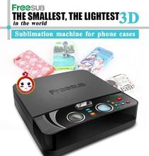 110V-220V Smart MINI 3D Vacuum Heat Press Sublimation Transfer Machine For DIY 3D Phone Case Cover Printing