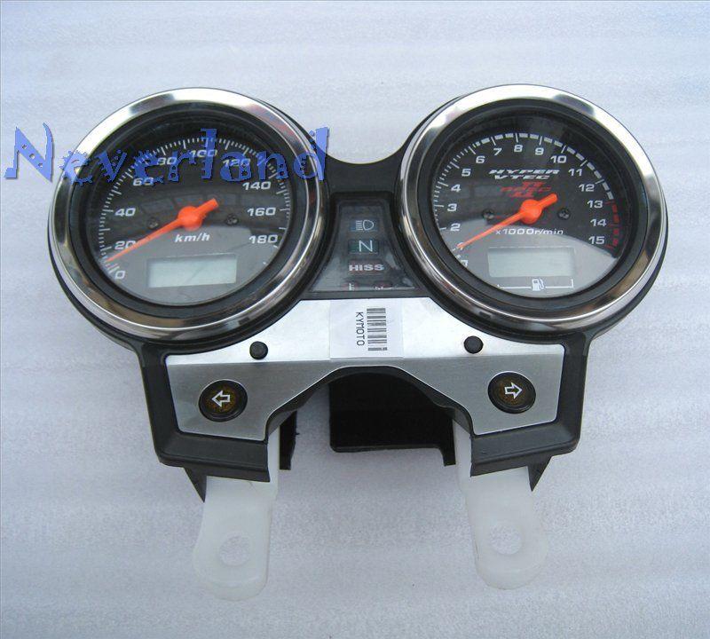 New Motorcycle Speedometer Speedo Gauges Tachometer Fit For Honda CB400 SF Super Four VTEC II 2 02-03 #4C20 Wholesale<br><br>Aliexpress