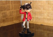 boysclass toys japanese anime detective conan action figure Conan Edogawa minifigure pvc figuarts nendoroid amiibo figma