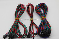 1lot 14pcs complete wiring cables for 3D Printer reprap RAMPS 1.4 Endstops Thermistors Motor freeshipping