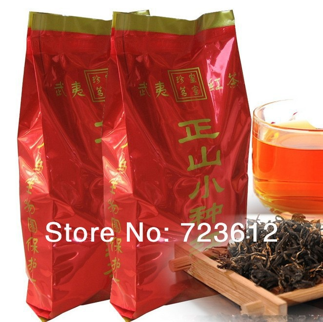 High quality New tea Lapsang Souchong free shipping Wuyishan 100g + mystery gift! Black tea(China (Mainland))
