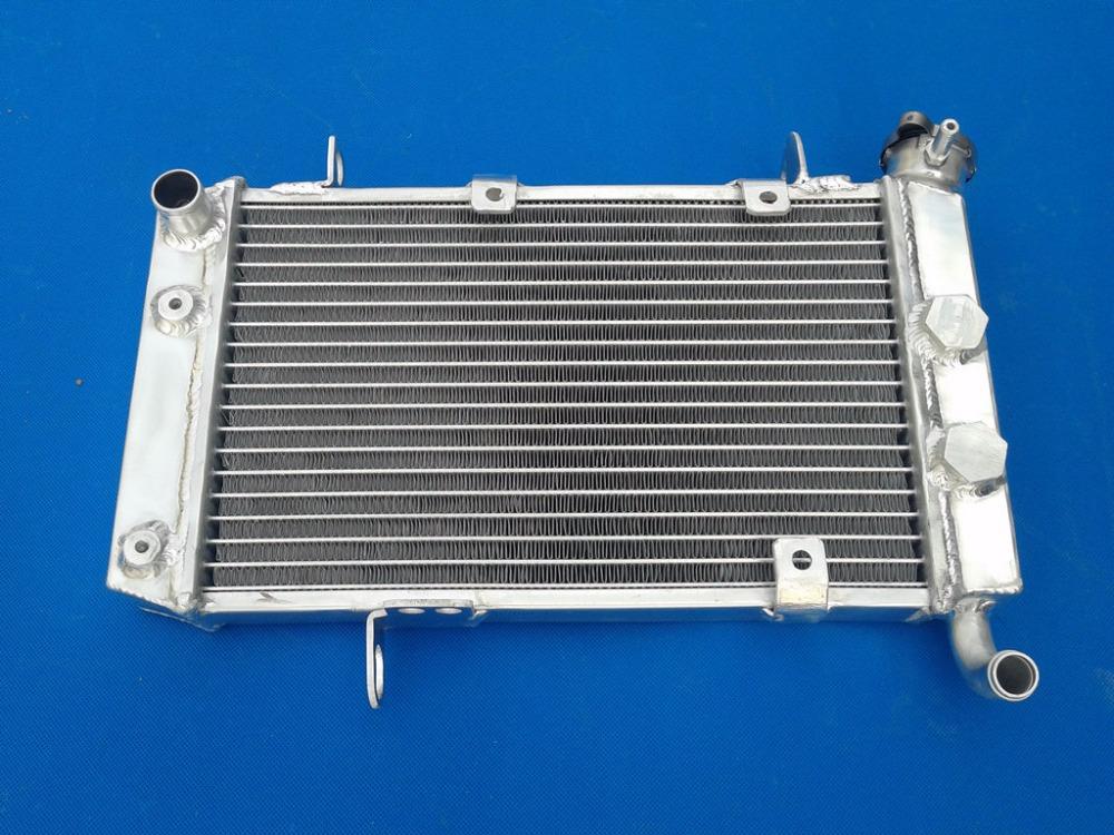 Blue Radiator Hose For 03-08 Suzuki LTZ400 //Kawasaki KFX400 //Arctic Cat DVX400