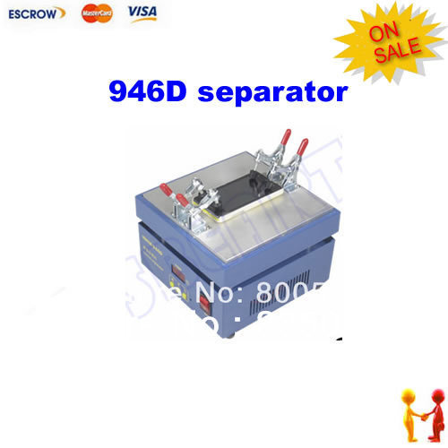 Hot selling !!separate machine youyue946D, LCD screen separator manually, LCD screen separate machine(China (Mainland))