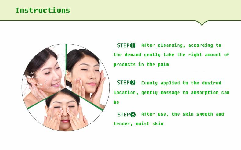 Depth Replenishment Natural Aloe Vera Gel Moisturizing Nourishing  Moisturizing Oil-control Skin Care Whitening Cream