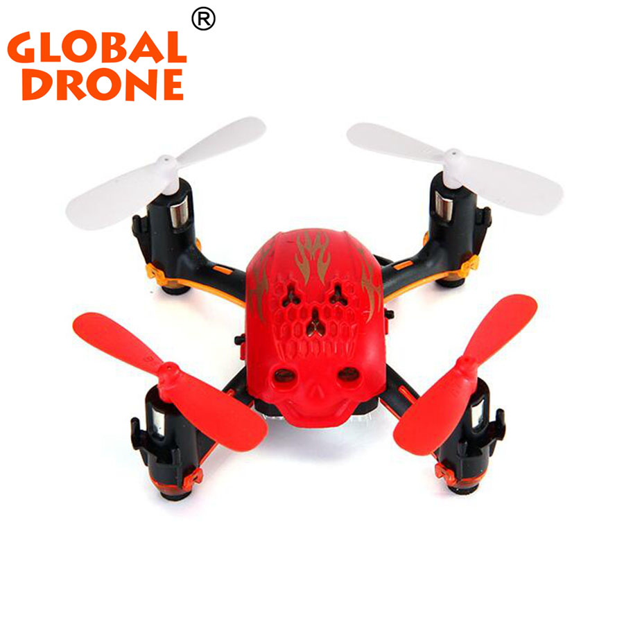 Global Drone GW008 24G Helicopter 3D Easy Fly Mini Toy RC Copter Plastic Small