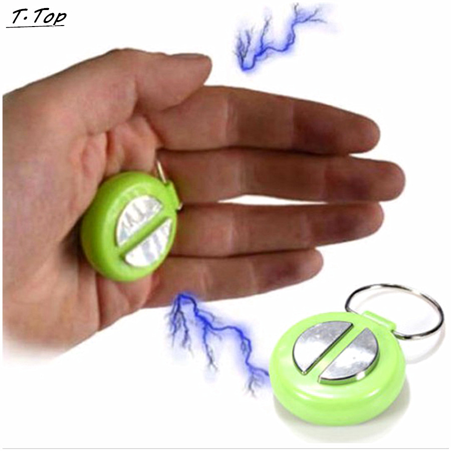 Colorful Practical Jokes Funny Electric Shock Hand to hand Shake Safe Prank Toy For Children Adults(China (Mainland))