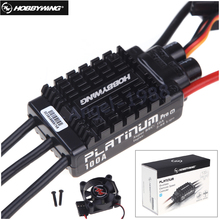 Buy 1pcs Original HobbyWing Platinum 100A V3 RC Model Brushless ESC Multicopter Align TREX 550 600 700 RC Helicopter Fixed W for $59.69 in AliExpress store
