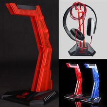 Universal Sades PC Game Gaming Headphone / Headset hanger Earphone Tablet Holder Stand For PC Gamers