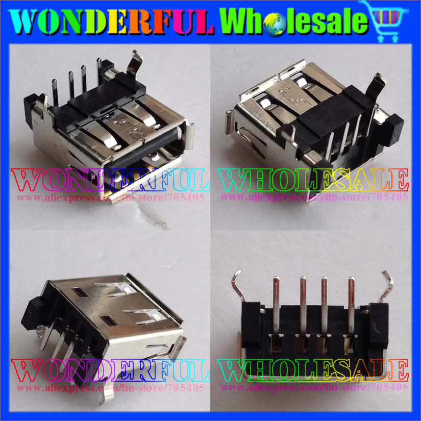Original new Laptop USB Jack USB Connector(USB-F-37)<br><br>Aliexpress
