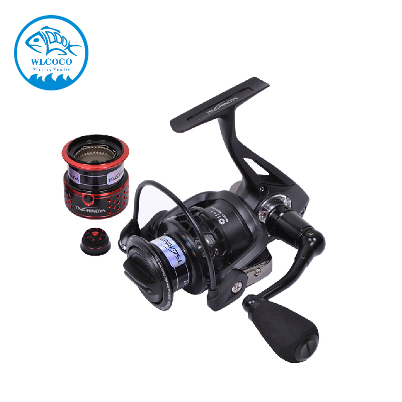 Trulinoya 12 BB Baitcasting Fishing Reel Double Line Material Red Black 2000 Serises Spinning Reel For Free Shipping SXB-2000<br><br>Aliexpress