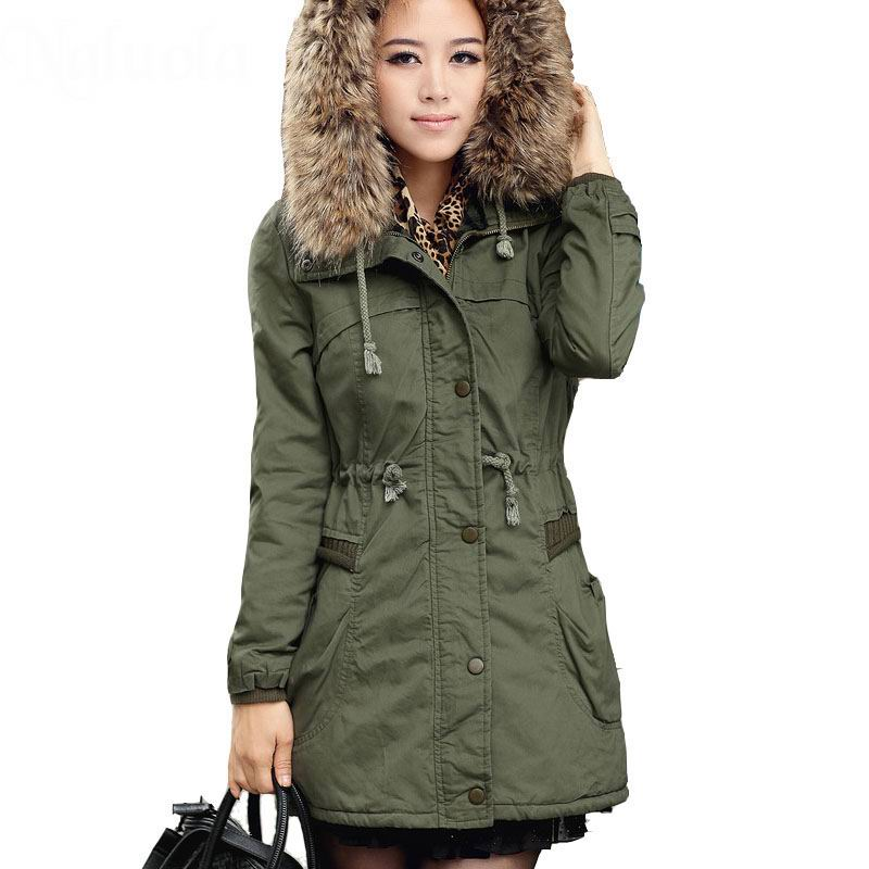 Women's Coats and Jackets When it's chilly, you need appropriate outerwear. Unless you live somewhere that is warm year-round, you probably have one or more hooded coats, jackets, or parkas of various sizes and styles in your closet.