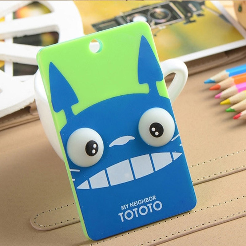 2016 Hot Sell Creative Cartoon Portable Credit Card Holder Passport Cover Name Badge Collection passport holder Dollar price(China (Mainland))
