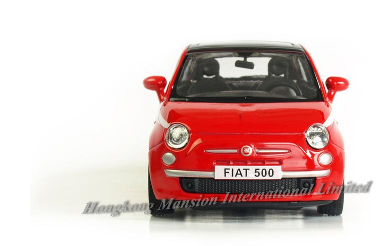 136 Car Model For Fiat 500 (3)