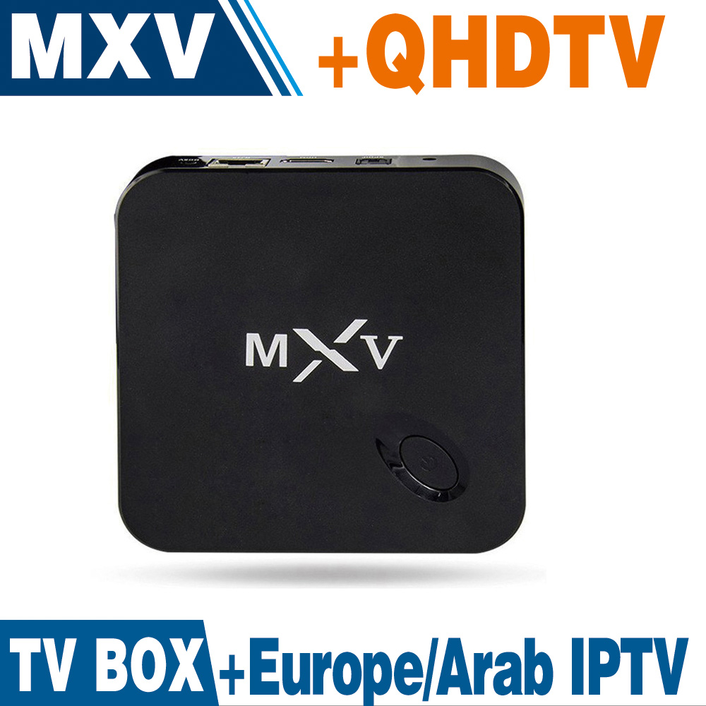 Best Selling Products Ott Tv Box Android Smart Tv Box Mxv Include 1 Year font b