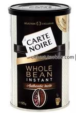 C for ar te noire black card whole bean instant 95g