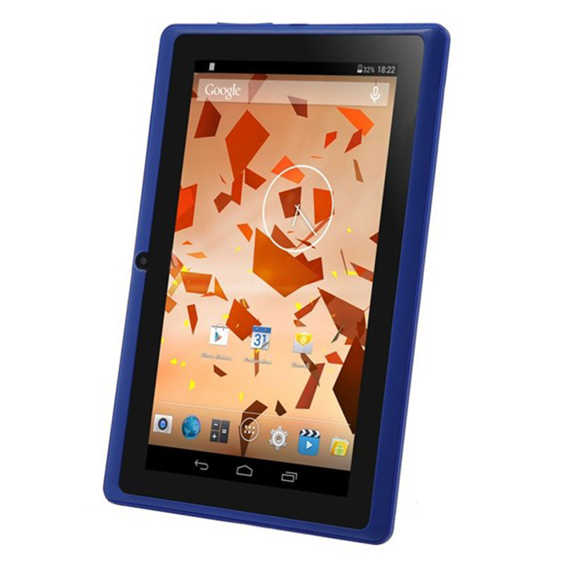 7 Q88 4GB Allwinner A33 Quad core Tablet PC Capacitive Google Android 4 4 Dual core