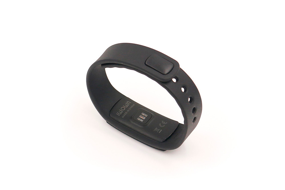IN STOCK IWOWN IWOWNFIT I6 HR Smart Wristband Heart Rate Monitor IP67 Waterproof Smart Bracelet Fitness Tracker for Android iOS