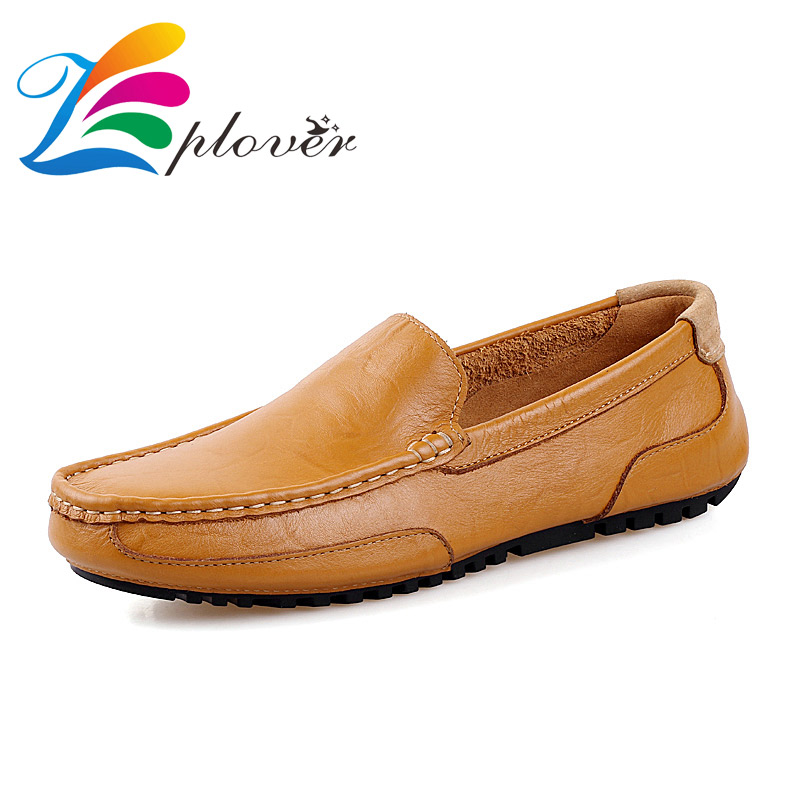 Zplover Men Shoes Casual 2016 New Fashion Leather Driving ...