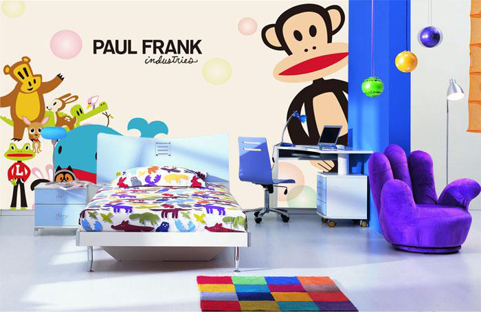 Monkey wall paper promotion shop for promotional monkey - Poster decoratif mural ...