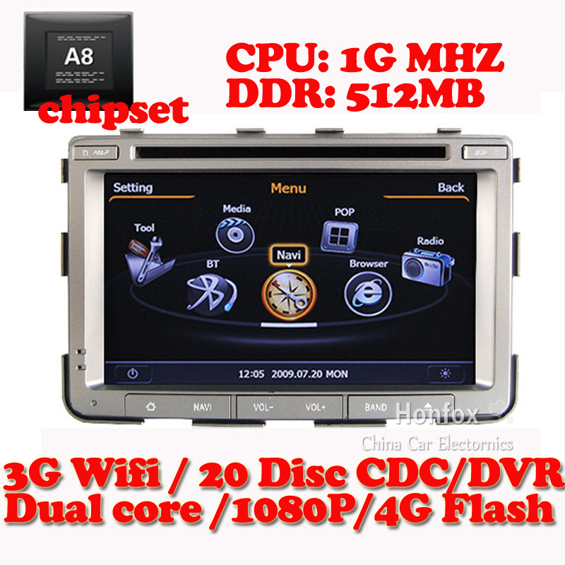 S100 Indash Headunit DVD GPS Radio RDS BT Navigation system DVR 2 Zone with 3G wifi 1G CPU 512M DDR F Ssangyoung Rexton<br><br>Aliexpress