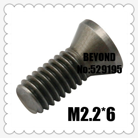 50pcs M2.2*6mm Insert Torx Screw for Replaces Carbide Inserts CNC Lathe Tool<br><br>Aliexpress