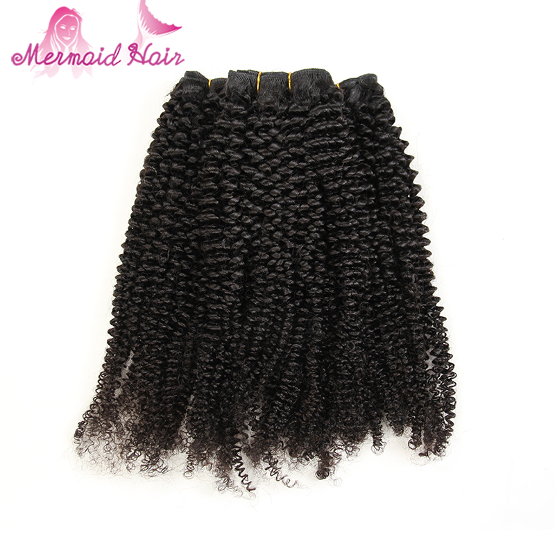 7A Brazilian Tight Curly Virgin Hair Grace Hair Brazilian Kinky Curly Brazilian Kinky Curly Virgin Hair 3 Bundles 100%Human Hair