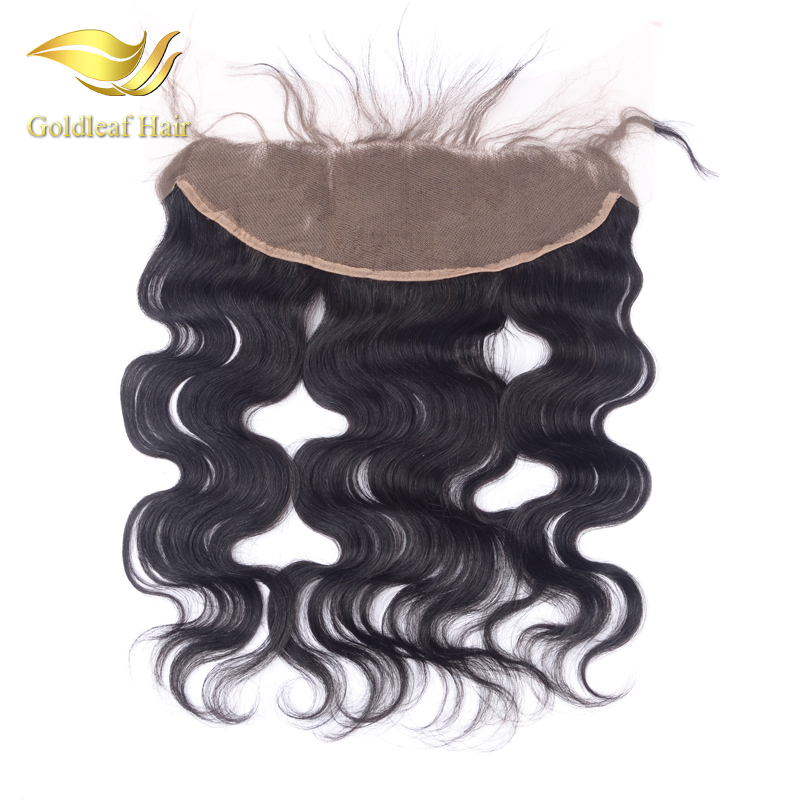 7A Grade Human Hair Brazilian Lace Frontal Closure 13x4 Ear To Ear Lace Closure With Baby Hair Virgin Body Wave Lace Frontal