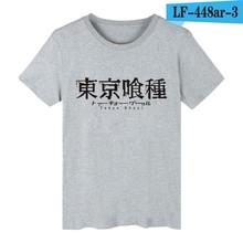 BTS 東京グールアニメ Kaneki ケン · ロング Tシャツの男性ヒップホップ半袖 Tシャツとメンズ Tシャツ夏パンクバンド Tシャツ(China)