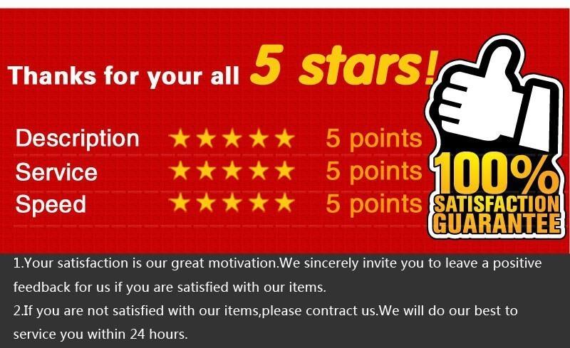 3. five stars