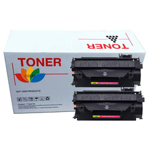 Buy 2x COAAP 05A CE505A 05 CE505 505A CE 505 Black Toner Cartridge Compatible HP P2030/2035/2035n/P2050/2055d/2055n/2055x for $56.00 in AliExpress store