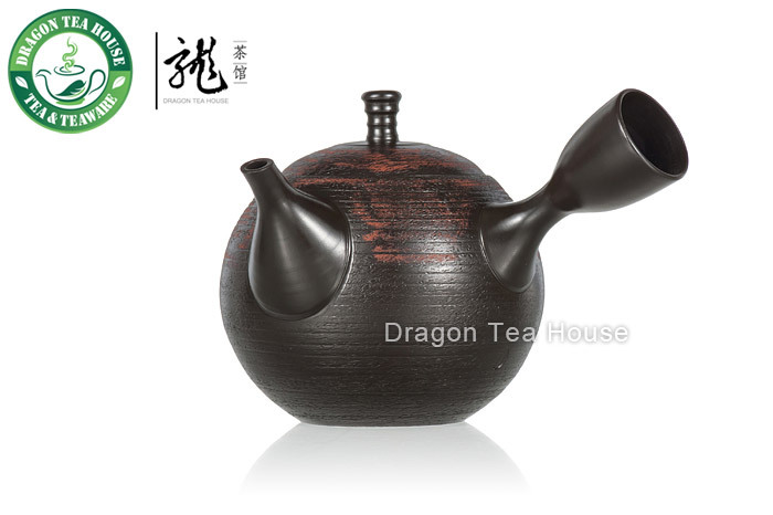 Здесь можно купить  Bei Long * Handmade Side Handle Japanese Clay Teapot 370ml  Дом и Сад