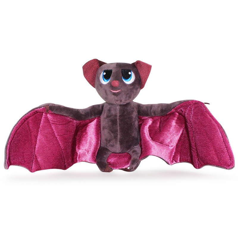 New Hotel Transylvania 2 Mavis Dracula Bat Plush Toy Stuffed Doll 7inch(China (Mainland))