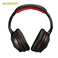 AUSDOM M07 Wireless Bluetooth Headphone Foldable Stereo 4.0 Headset Handsfree Headband Music Player for iPhone iPad iPod Samsung