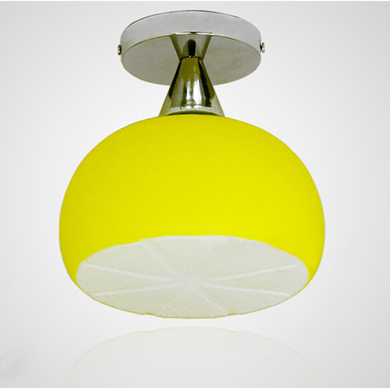 corridor ceiling lamp led ceiling lighting fixture lemon