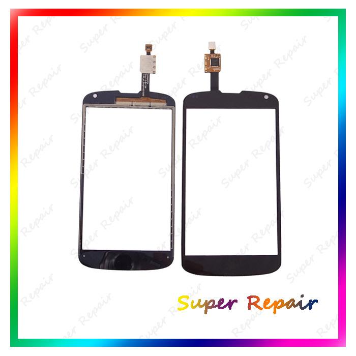 Перед стекло для LG Google Nexus 4 E960 планшета сенсорный экран стекло линзы замена черный + инструмент премиум закаленное стекло экран протектор для lg google nexus 6 защитная пленка 0 3 мм 2 5d 9 h