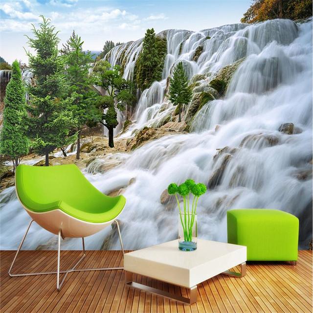 Buy custom painting for living room rocky for 3d wallpaper hd for living room
