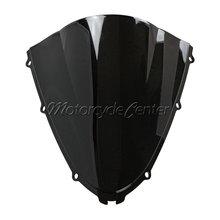 Buy Motorcycle Wind Deflectors Windshield Windscreen 2006-2015 Kawasaki Ninja ZX14R ZX14 R Dark Smoke 07 08 09 10 11 12 13 14 15 for $18.78 in AliExpress store