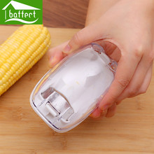 Easy Corn Peeler Stripper Cob Remover Cutter Corn Shaver Cooking Tools Kitchen Accessories Novelty Household
