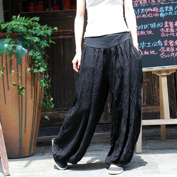 Традиционные китайские штаны  kz2 традиционные китайские штаны