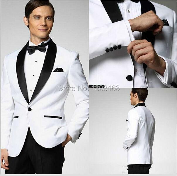 2016 Forma Men business Suits men wedding Suits slim fit fashion ...