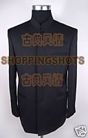 chinese zhong shan coats sun yat sen's uniform 073108 offer custom made service