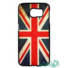 Fit for Samsung Galaxy mini S3/4/5/6/7 edge plus+ Note2/3/4/5 skins cellphone case cover Great Britain GB British Flag ENGLAND