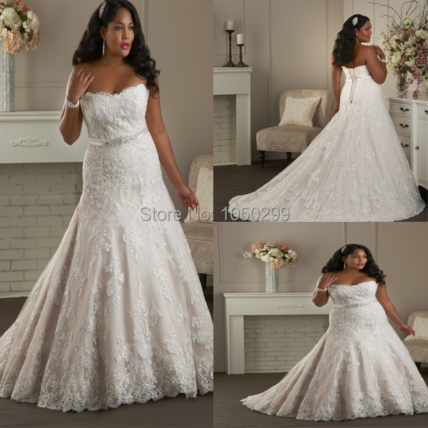 2014 customer made lace fit and flare blush dress for All lace fit and flare wedding dress