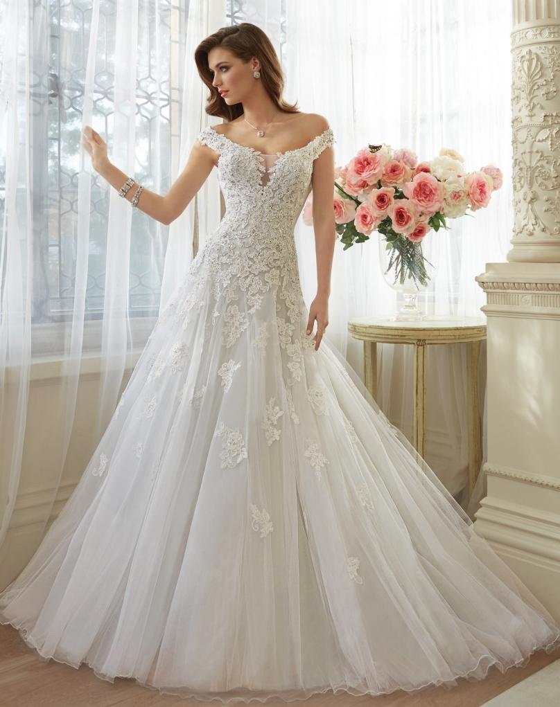 robe de mariée décolleté bateau en Ligne à des Grossistes robe de ...