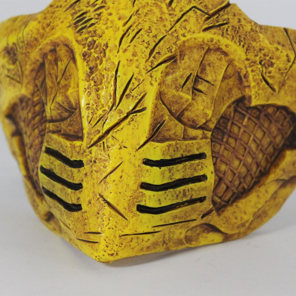 Mortal Kombat X Mask Cosplay Scorpion Halloween Party  Mask5