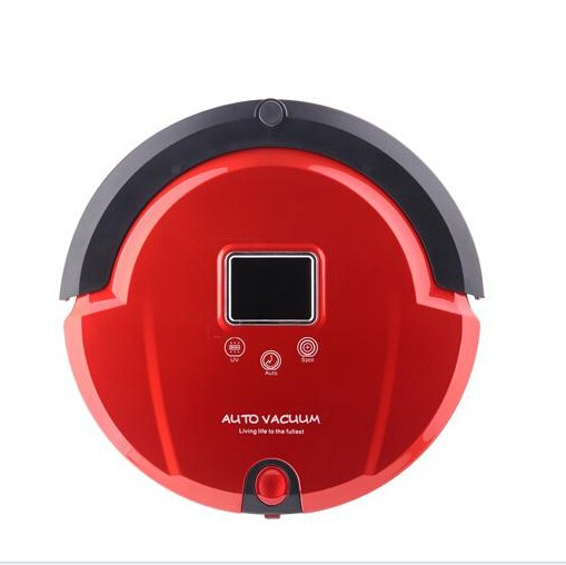 Free Shipping 2015 Brand New Arriving Lowest Nosie, Longest Working Time Auto Vacuum Cleaner,Smart Vacuum Cleaner(China (Mainland))