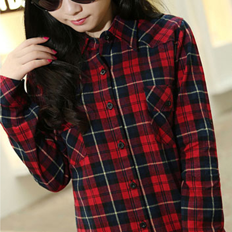Shop for women s plaid shirt at free-cabinetfile-downloaded.ga Free Shipping. Free Returns. All the time.