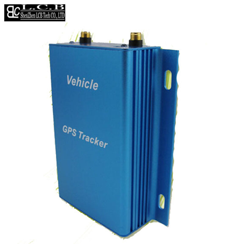 free shipping GPS Tracker GSM GPS GPRS Tracker system Vehicle Car Alarm CYZ118(China (Mainland))