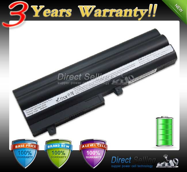 Extended Life 9-Cell Battery For TOSHIBA Dynabook UX/23JBL UX/23JBR UX/23JWH PA3733U-1BAS PA3733U-1BRS PA3734U-1BAS PA3734U-1BRS(China (Mainland))