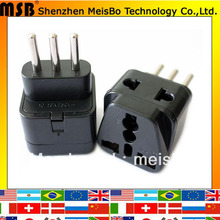 Buy Professional 10A 250V ABS uk korea russia italy uruguay material globle plug adaptor Italy for $473.10 in AliExpress store